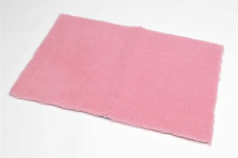 "Vetbed Original Pink 48x38cm (19x15"") IDEAL FOR CONVALESCING PETS"